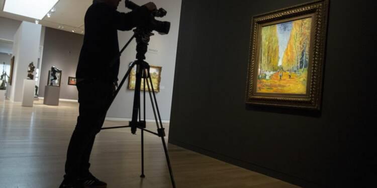 Succès pour l'art impressionniste et moderne chez Sotheby's