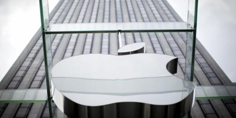 Apple déçoit les attentes, l'action chute