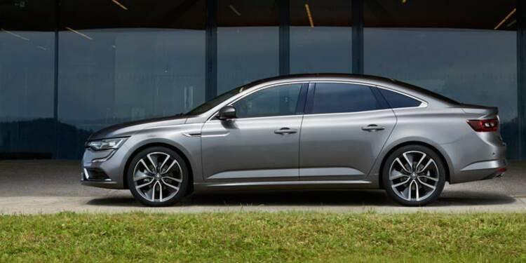 La Talisman de Renault : le pari du haut de gamme et de la qualité allemande à un prix inférieur à celui d'une Classe C