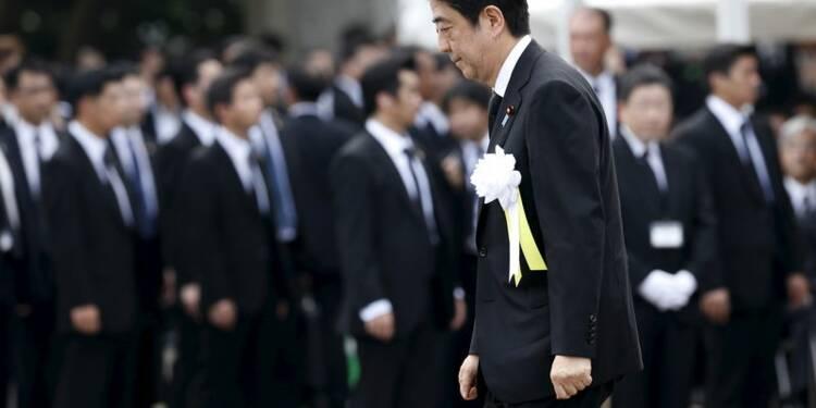 Shinzo Abe redit sa promesse d'un Japon sans armes nucléaires