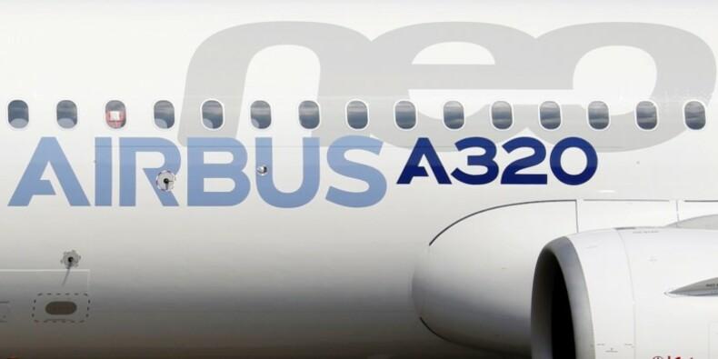 Airbus confirme l'objectif de livraison du 1er A320neo fin 2015
