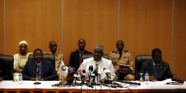 Les médiateurs proposent un projet d'accord au Burkina Faso