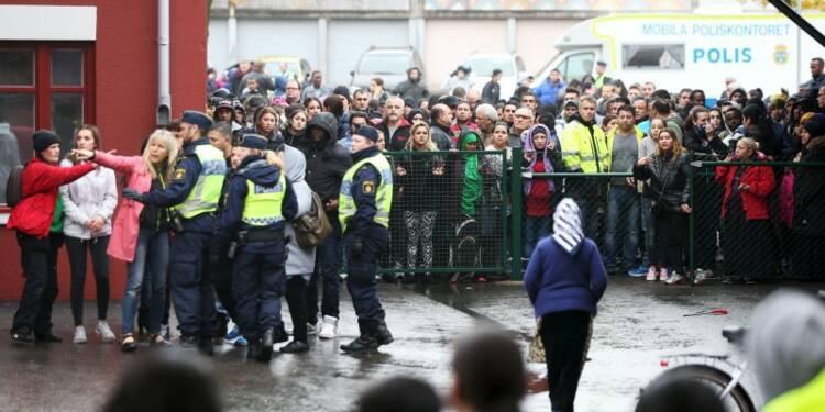 Attaque à l'arme blanche dans une école en Suède, deux morts