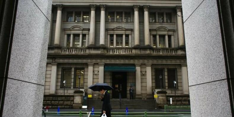 La BOJ opte pour un statu quo de sa politique monétaire