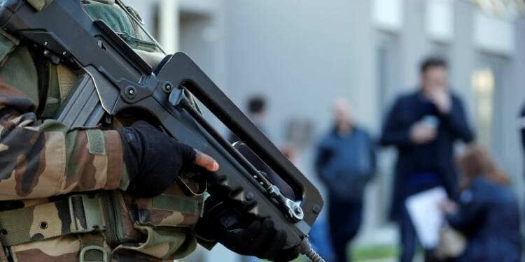 Coup de pouce aux soldats de l'opération Sentinelle