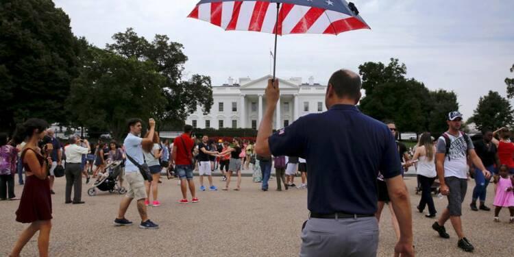 Nombre record de touristes à Washington en 2014