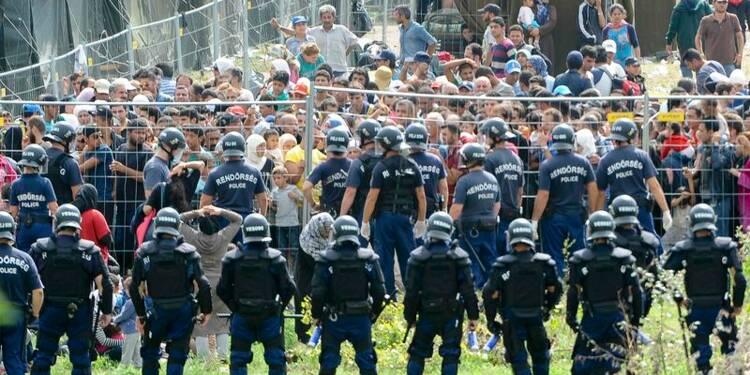 La CE veut porter à 160.000 le nombre de migrants à accueillir