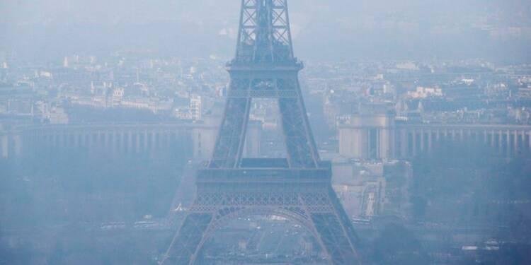 Pas de circulation alternée à Paris vendredi