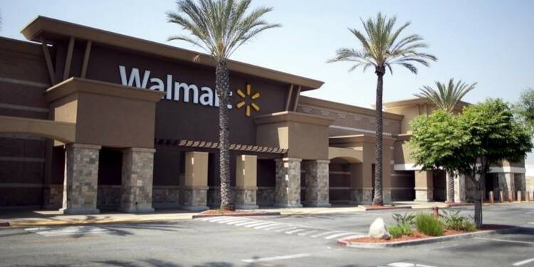 Wal-Mart avertit sur ses résultats, le titre chute