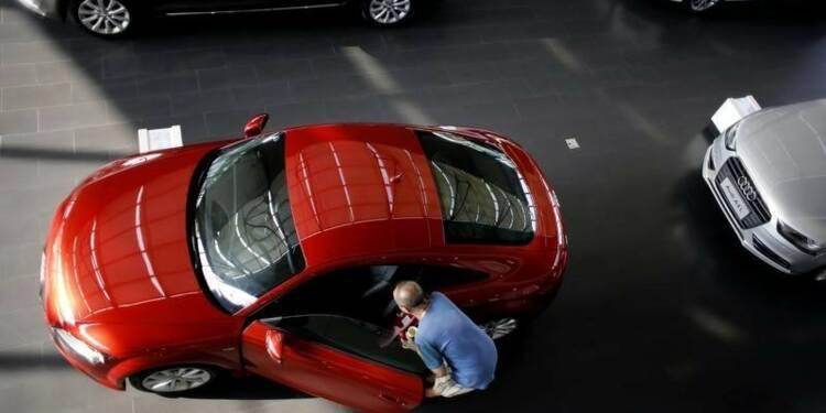 La Chine pèse sur les ventes d'Audi, rattrapé par Mercedes