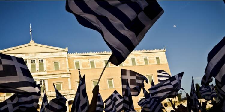 """Grèce : le """"non"""" en passe de l'emporter largement"""