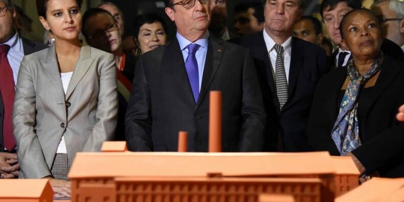La République ne connaît pas de races, dit François Hollande
