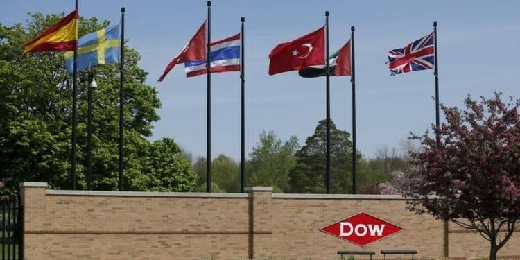 Dow Chemical étudie les options pour sa branche d'agrochimie