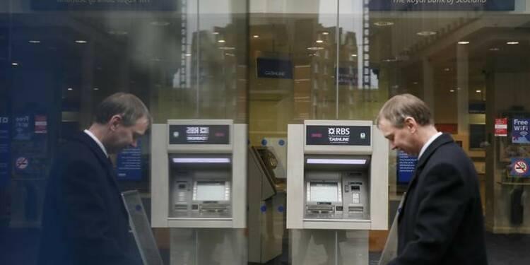 Londres compte tirer 25 milliards de livres de ses parts dans RBS