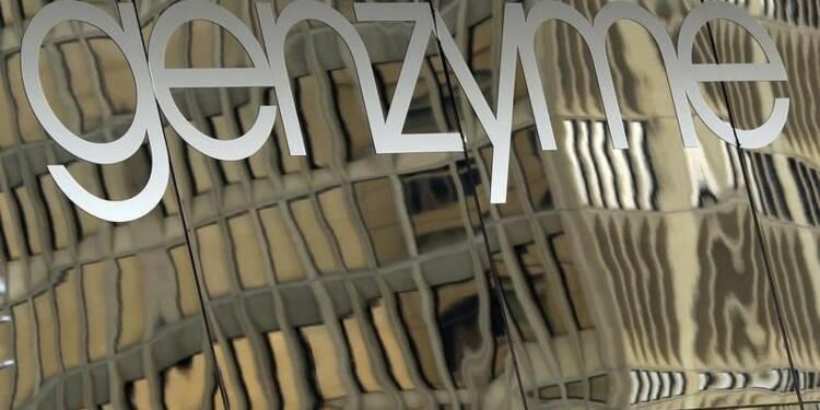 Demande de consommateurs US de retrait d'un produit de Genzyme