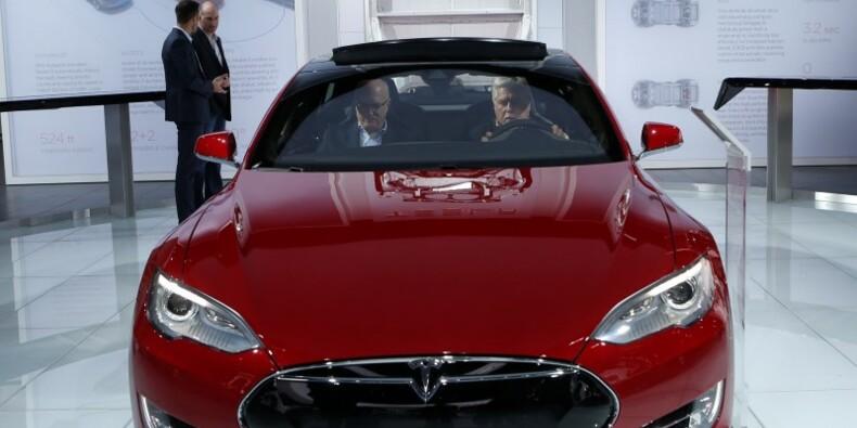 Tesla fait état de ventes records au 1er trimestre