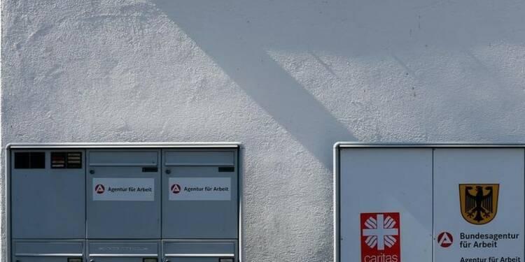 Baisse plus forte que prévu en Allemagne du nombre de chômeurs