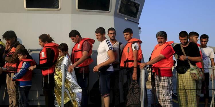 Face à la crise des migrants, l'UE débloque 2,4 milliards