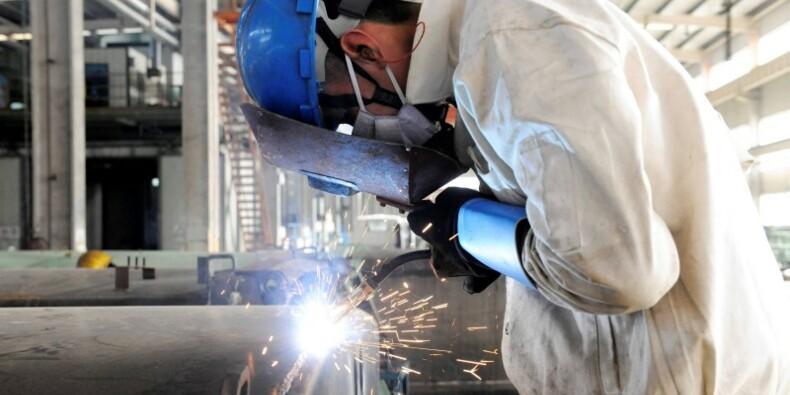 Nouvelle contraction dans l'industrie chinoise
