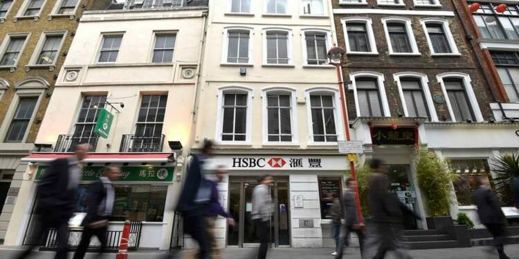 HSBC va réduire ses effectifs de près de 50.000 personnes