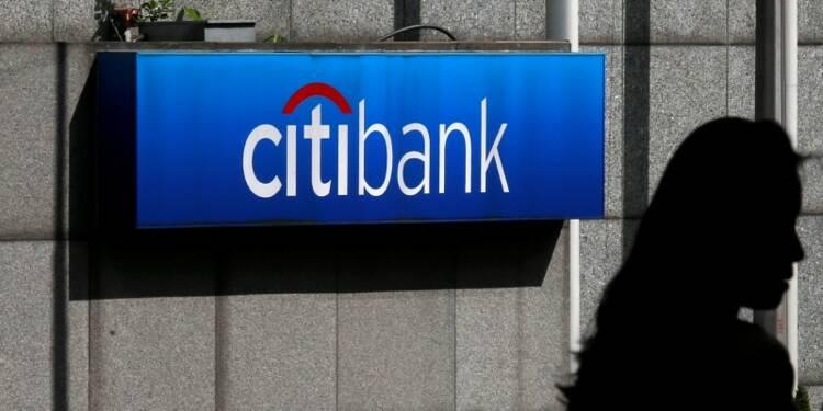 Le bénéfice trimestriel de Citigroup au plus haut depuis 8 ans
