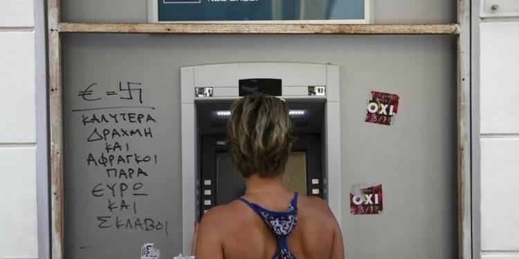 Les créances douteuses des banques grecques estimées à 45%