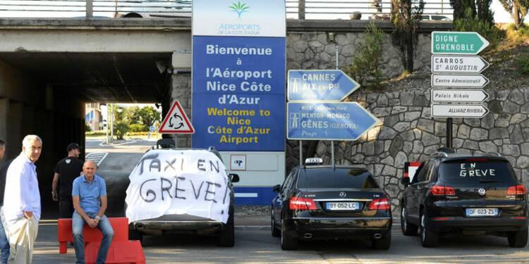 Le gouvernement tente de désamorcer le conflit des taxis
