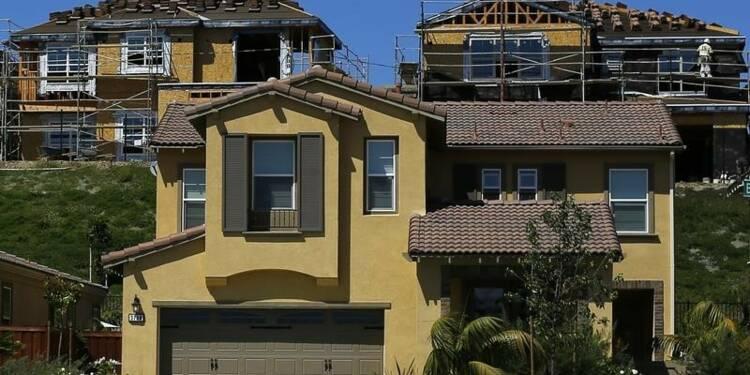 Les ventes de logements neufs aux USA au plus haut depuis 2008