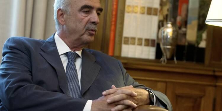 Le chef de l'opposition grecque cherche à former une coalition