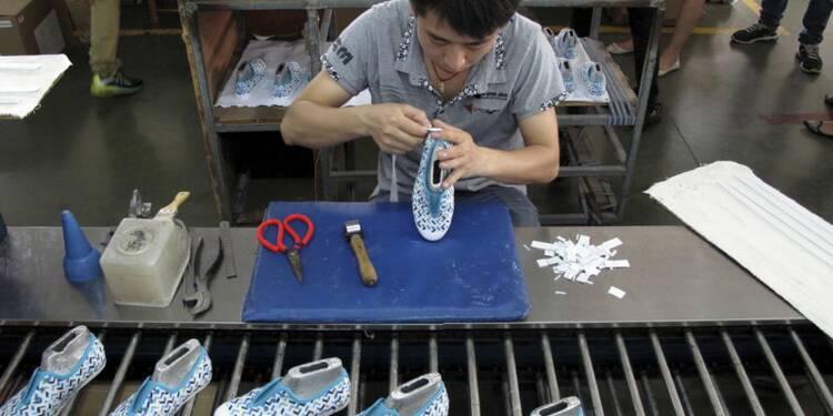 L'activité manufacturière toujours faible en juin en Chine
