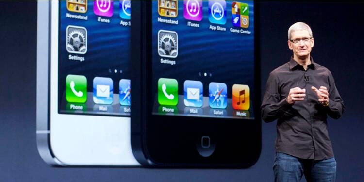 Apple récompense ses actionnaires après des résultats record