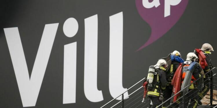Un incendie fait d'importants dégâts à la Cité des sciences