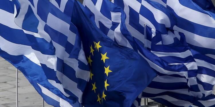 La zone euro entrevoit un accord sur la Grèce