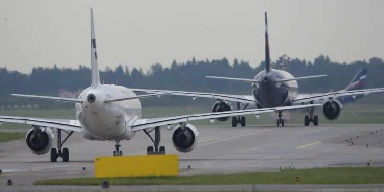 Des fréquences radioélectriques pour suivre les avions