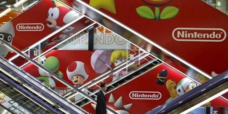 Une première pour Nintendo en cinq ans