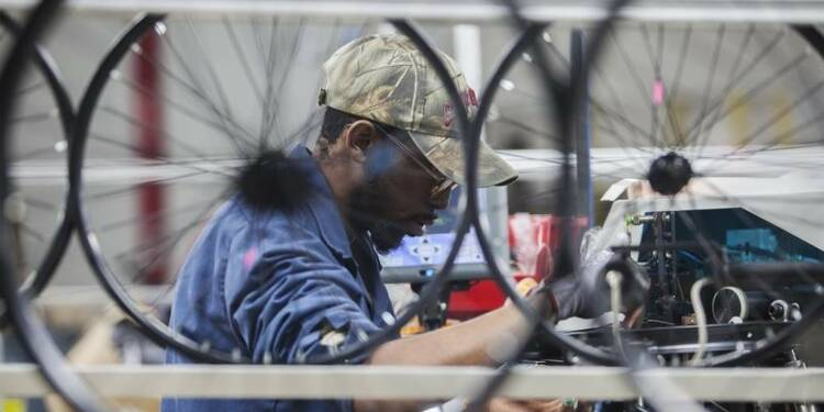 La croissance manufacturière au plus haut depuis octobre aux Etats-Unis