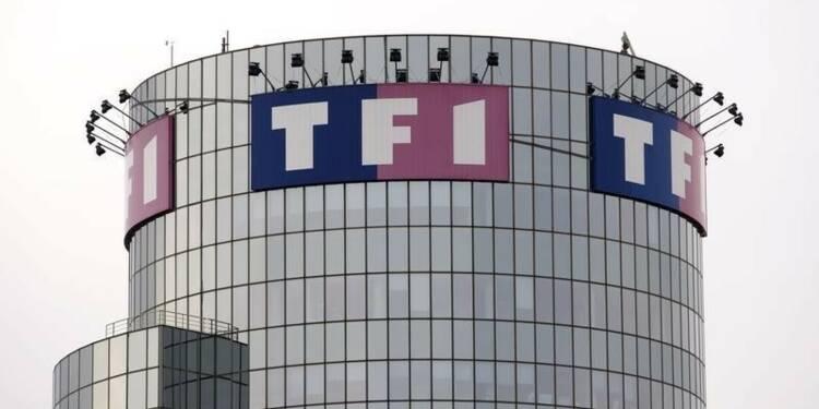 TF1 prévoit une stabilité du marché publicitaire au 2e semestre