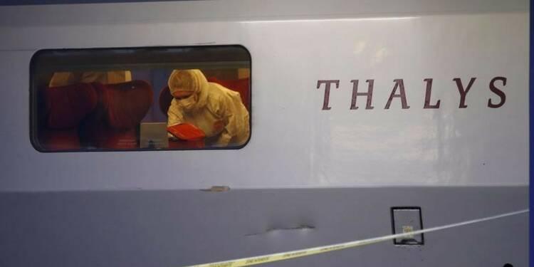 L'homme arrêté dans l'enquête sur le Thalys relâché