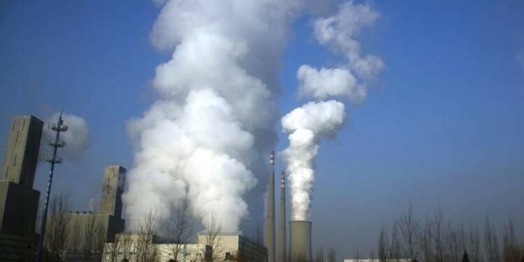 La Chine va dépasser les Etats-Unis en termes d'émissions de C02