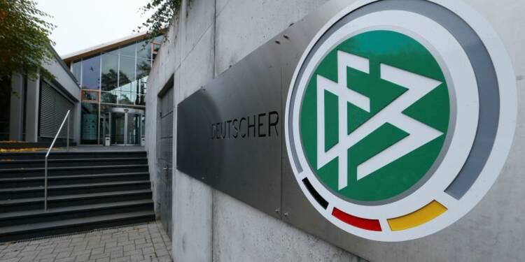 Perquisition au siège de la Fédération allemande de football