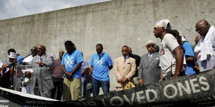 La Nouvelle-Orléans marque le 10e anniversaire de l'ouragan Katrina