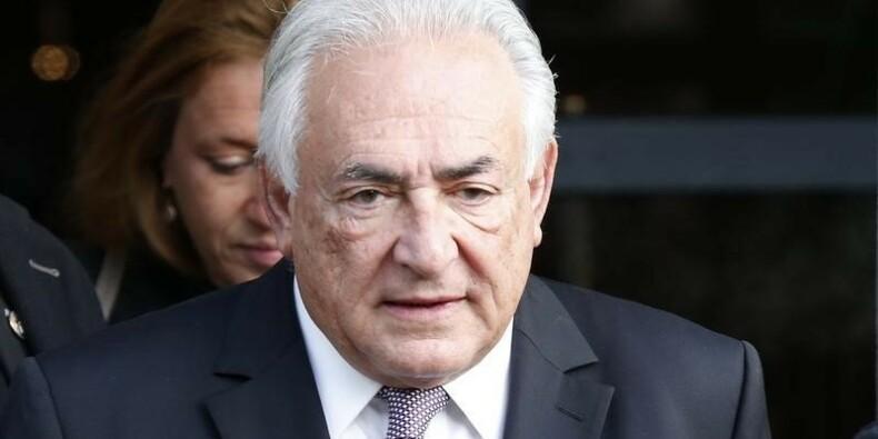 DSK visé par une enquête après la faillite d'un fonds