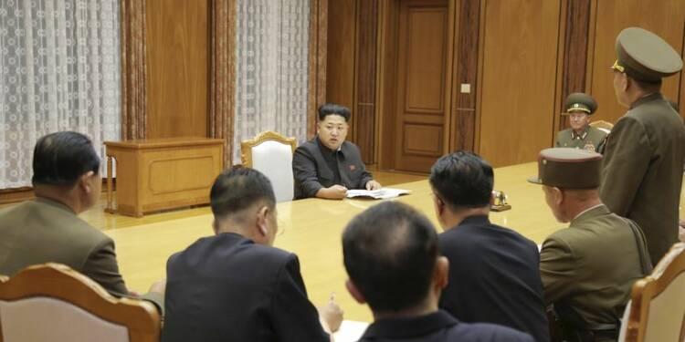 """L'armée nord-coréenne placée en """"état de guerre"""""""