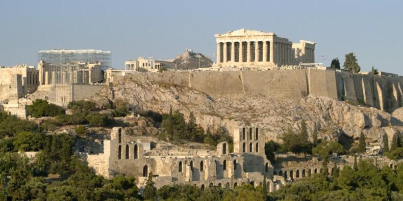La Grèce a fait passer le CAC 40 dans le rouge en 2014