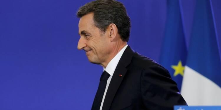 Avantage à Nicolas Sarkozy dans le match à droite pour 2017