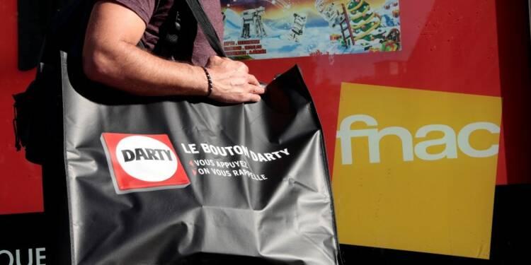 La Fnac va racheter Darty pour mieux concurrencer Amazon
