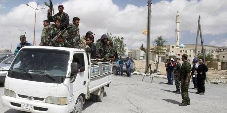 Moscou livre des équipements militaires à la Syrie