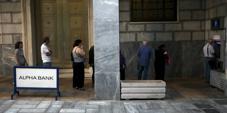Réouverture des banques grecques ce lundi