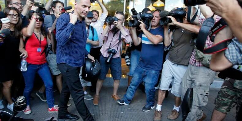 "Yanis Varoufakis démissionne pour ""aider"" Alexis Tsipras"