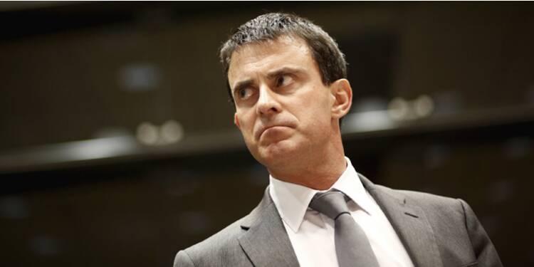 Valls regrette la réaction d'Aubry sur la réforme territoriale